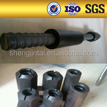 Thread bolt and nut