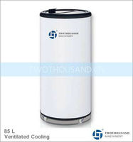 Round Barrel Beverage Cooler - Cylinder Type, 85 Liter, Ventilated Cooling, TT-SP336E