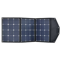 Best Price Per Watt Monocrystalline Silicon Solar Panel 105W 12V Foldable solar panel