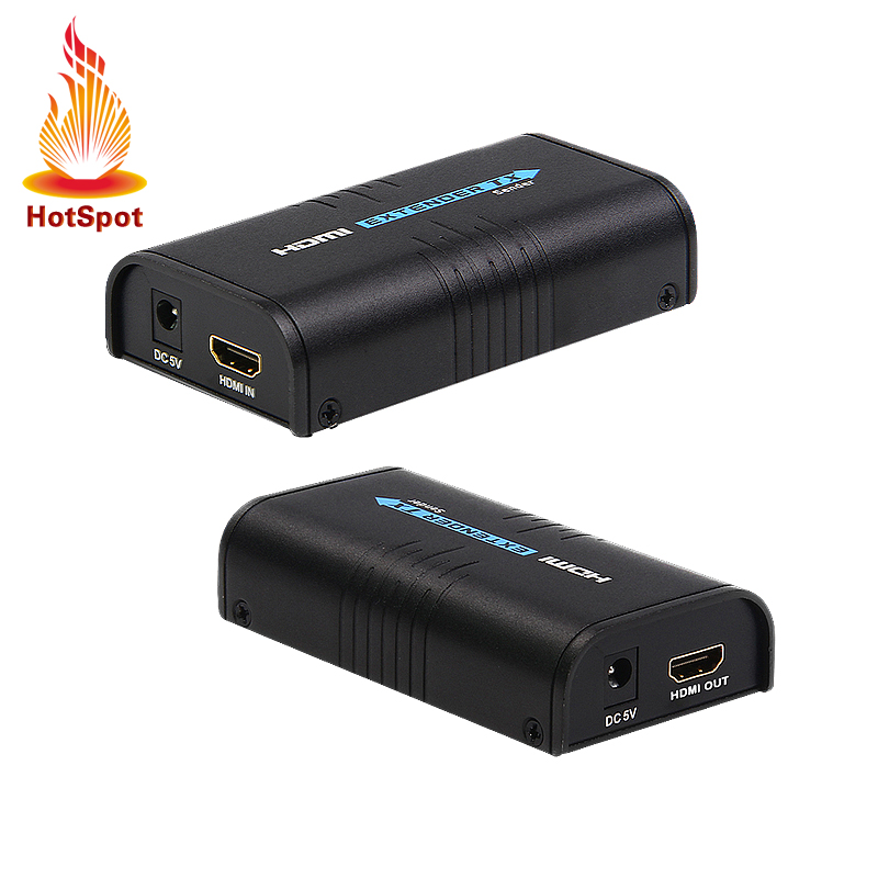 HSV373 HDMI Extender 120M over TCP ip/hdmi extender cat5e x1
