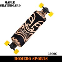 Out door sports best design custom cruiser skate board
