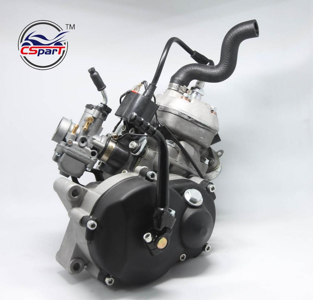 <strong>50CC</strong> 2 stroke Water Cooled Engine for <strong>KTM</strong> 50 SX PRO SENIOR Mini Moto Dirt Pit Cross Bike