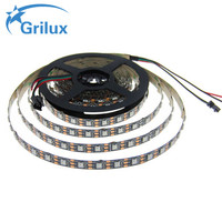Hot sell ws2801 mini controller smart led pixel 60 rgb dream digital strip made in PRC