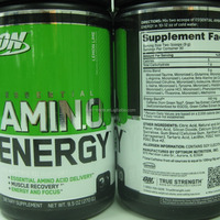 AMINO ENERGY For Body Fitness Gold