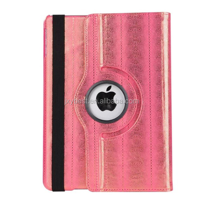 For ipad air 2 case factory wholesale china character color gold smart cover case for ipad air 2 for ipad mini 2