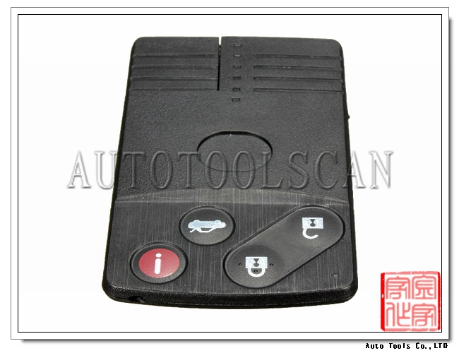 Keyless Remote Key Case Shell With Blade For MAZDA CX RX MX 4 Button AS026003
