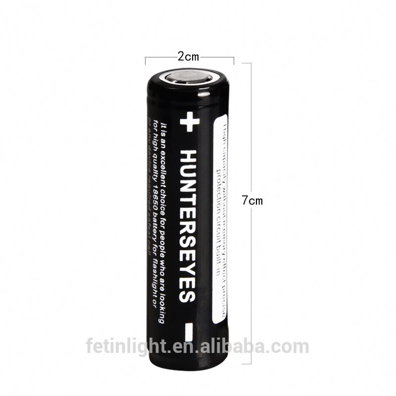 Hottest rechargeable 18650 battery, 3.7v icr 18650 li-ion rechargeable battery, li-ion battery 3.7v 2200mah