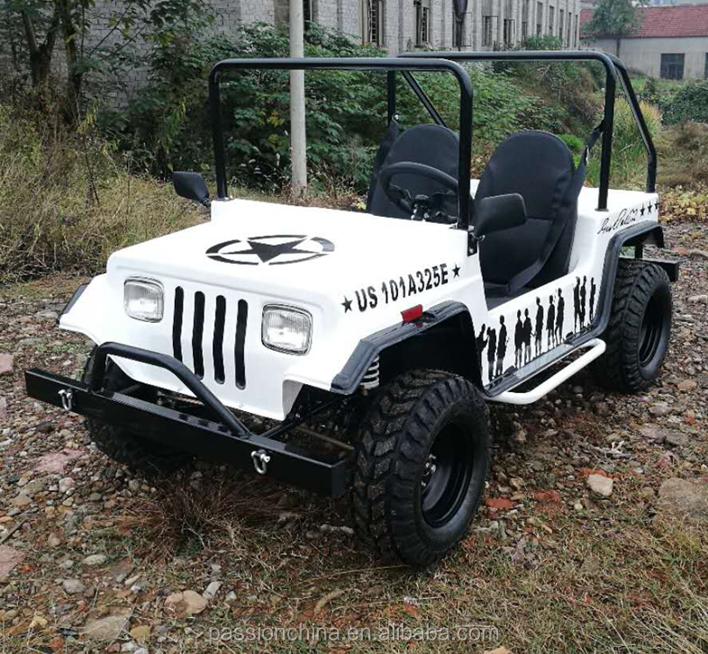 ATV for sale price mini jeep 150cc willys jeep go kart buggy 150cc electric