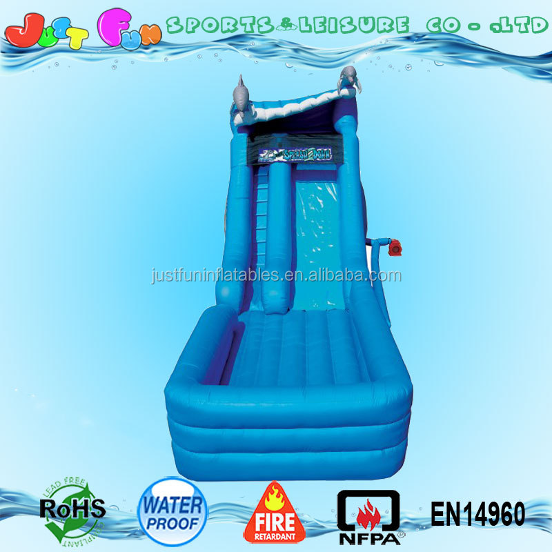 high quality commercial grade inflatable water slide for sale
