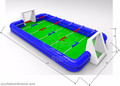 Sibo Indoor Inflatable Sports Games , Inflatable Football Field for Sport Game