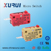 2 terminals micro switch / 250V mini micro switch /snap switch