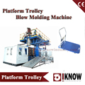 Heavy Duty Platform Trolley Blow Molding Machine