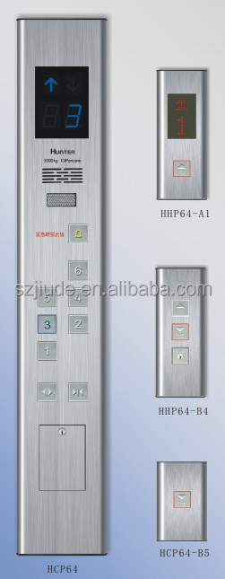 High quality elevator push button panel hot selling