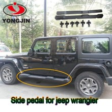 Running Board for jeep wrangler side step 4*4 auto accessories car running board auto parts for jeep wrangler