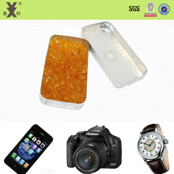 Electronics Silica Gel Air Freshener Color Changing