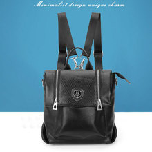 Simple Design Multipurpose Lady Leather Shoulder Bag
