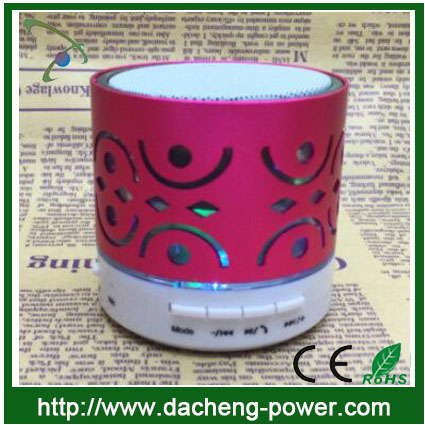 Factory Price Multifunction Led light kaidaer bluetooth speaker ecandy bluetooth speaker