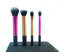 2015 Popular and unique makeup brush set with best discount price