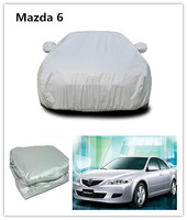 automatic car protect better waterproof cheaper price car cover For Mazda 6