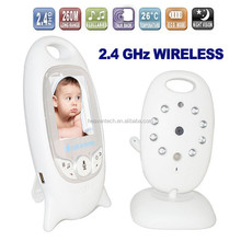 2.0 inch Color Video vb601 wireless baby monitor with 8 Lullabies camera 2 Way Talk Nigh Vision IR LED Temperature Monitoring