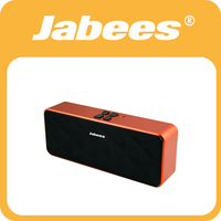 High end sound quality portable bluetooth fashionable mini speaker , can be wireless and wired from China factory - Jabees