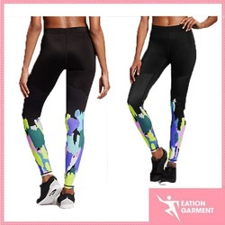 high quality polyester/spandex sportswear/camo sublimation leggings