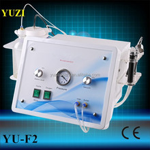 hot Aquabrasion water peel skin care microdermabrasion machine/diamond microdermabrasion silk peelmachine/water jet peel oxygen