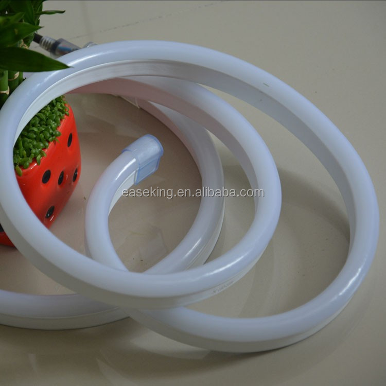 Soft PVC Warm White led Neon Rope
