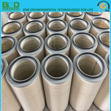 Spun Bond Polyester Air Filter Element For dust collector system
