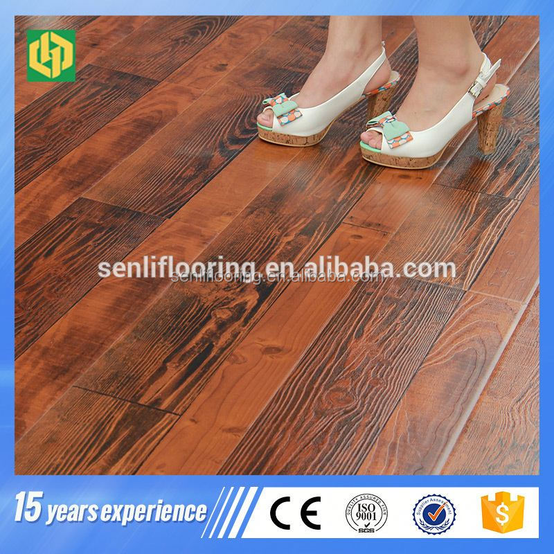 Hot selling grade AC3 AC4 laminate dance wood floor