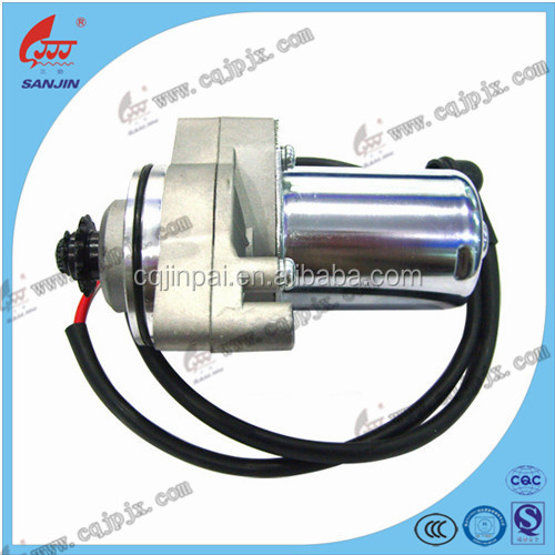 12V starter motor for Ducati motorcycle
