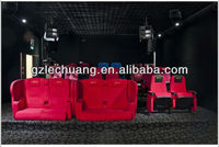 8D/9D/XD Cinema Business Project 4D Motion Seats 4D Theater System