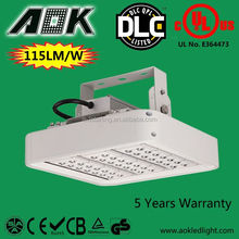 UL cUL DLC IP65 Waterproofed industria lamp 150w led high bay lighting with ies.file approval