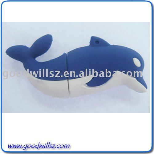 Dolphin Animal USB Flash Driver