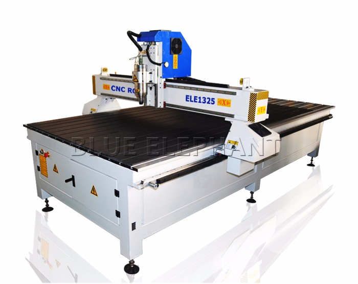 Customized size cheap 3 axis cnc , wood carving machine price , 3d pannel cnc machine with 1300*2500mm table size