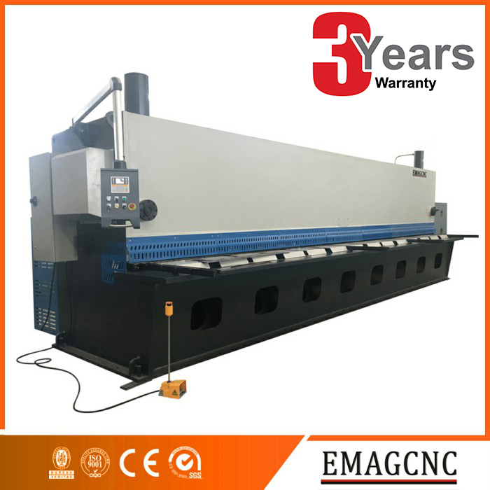 Alibaba export aluminium/alloy steel cnc sheet metal plate shearing machine for sale