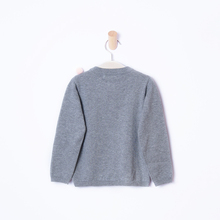 Oem Factory Sell Small Moq Girl Sweater Cardigan Kids