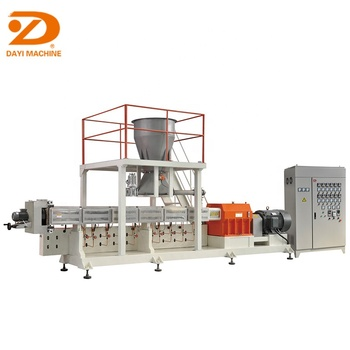 Dayi Energy saving man made Instant Nutritional Artificial rice extruder machine