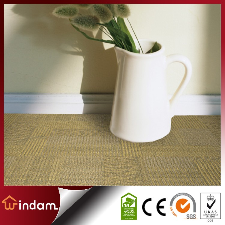 Factory price 100% solution dyed nylon economic carpeting prices good
