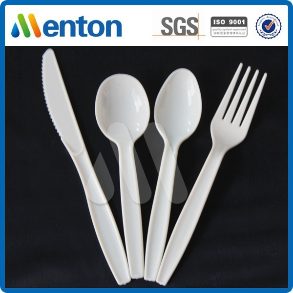 High Cost Performance disposable ps cutlery set