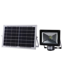 IP65 outdoor waterproof mini 10 20 30 40 50 <strong>w</strong> led solar flood light