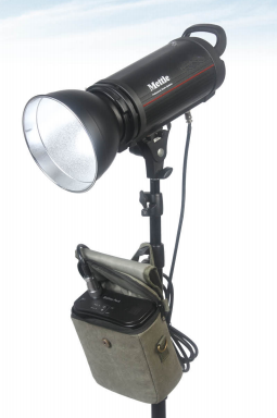 300w mettle 300ad dual power studio strobe light with. Black Bedroom Furniture Sets. Home Design Ideas