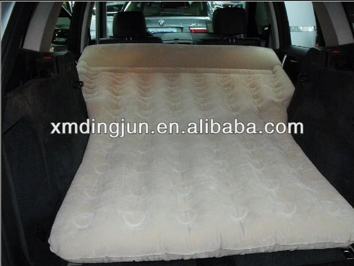 autoklimaanlagen bett f r die vehical matratze car zellul ren beflockt aufblasbaren beflockung. Black Bedroom Furniture Sets. Home Design Ideas