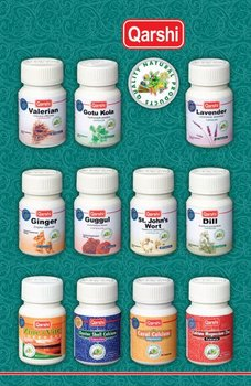 Health Supplements / Minerals / Single Ingredient Products