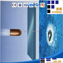 High quality bulletproof glass
