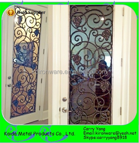 Door GratesSecurity Aluminium Door Wrought Iron Metal Grill - Buy Security Aluminium Door GrillSecurity Door GrillSecurity Door Wrought Iron Grill . & Metal Door Grates \u0026 Grill - Custom Ornamental Door Grill - GR6011 Pezcame.Com
