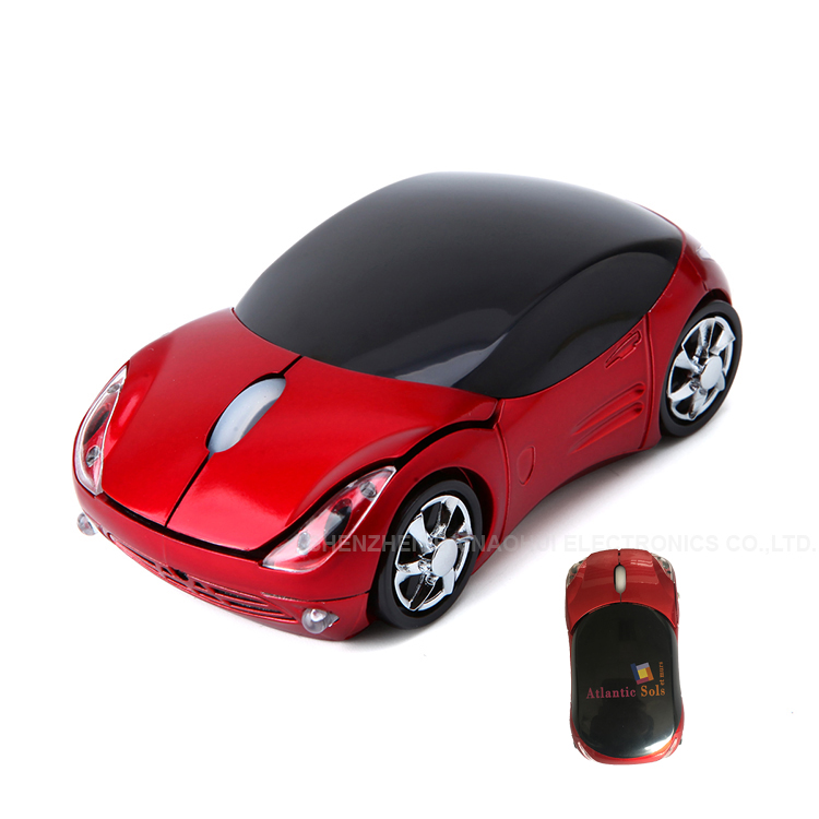 Innovative corporate gifts classic car shape wireless mouse car computer mouse