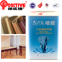 Multi-Purpose SBS Contact Cement wooden board Spray adhesive