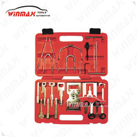 WINMAX 46pc Vehicle CD Radio Head Unit Car Stereo Release Removal Keys Set Tool WT05223