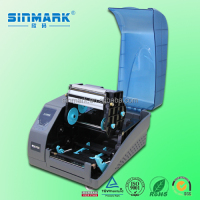 Shanghai Quick and Easy Ribbon Loading Postek Barcode Printer and Scanner